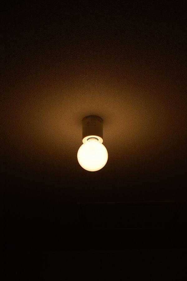 ウォークインクロゼット照明