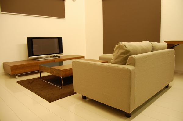 【web内覧会】 家具あり リビング