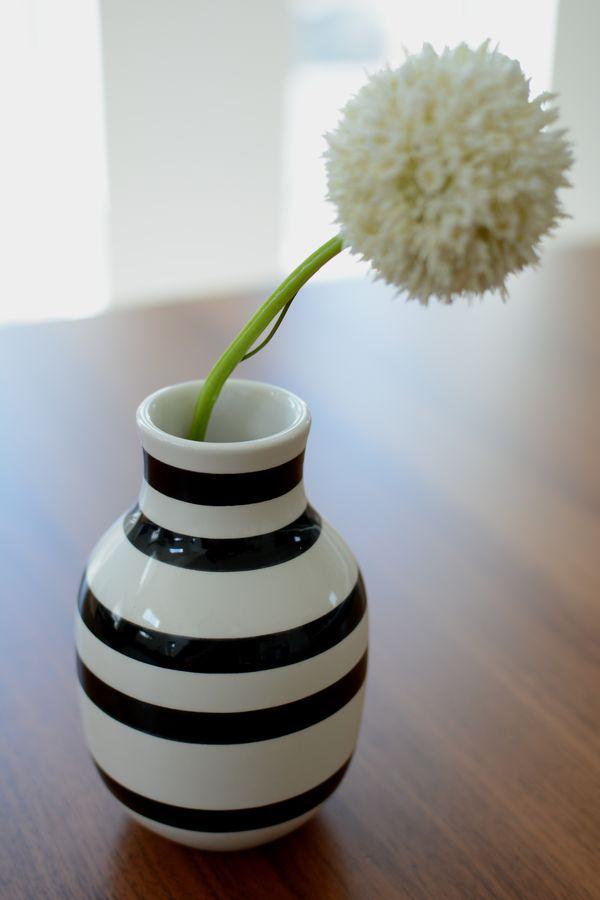 オマジオと造花