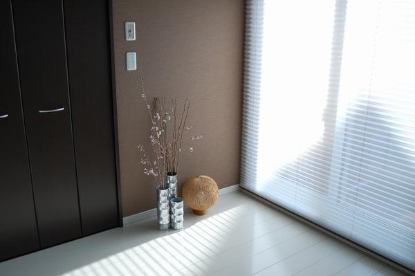 桜と和洋室