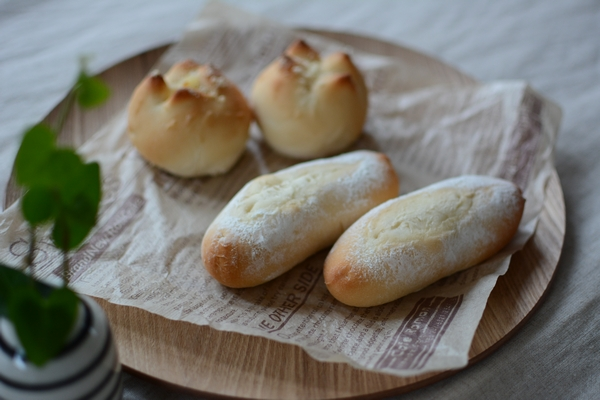 久しぶりにパン教室へ
