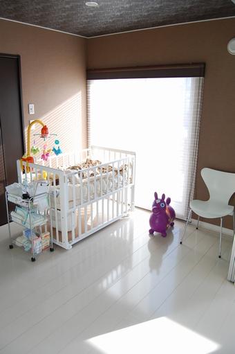 子供部屋 模様替え前1