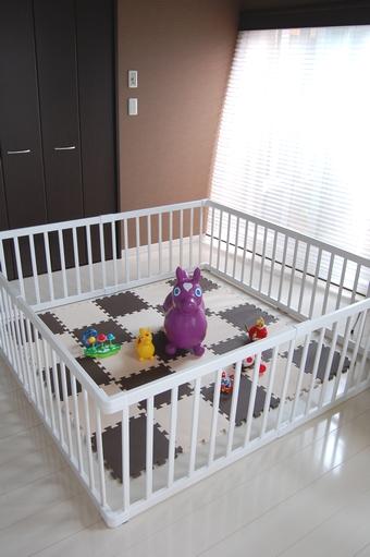 子供部屋 模様替え前2