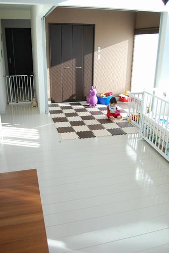 子供部屋 模様替え前3