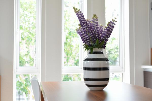 庭の花をオマジオベースに
