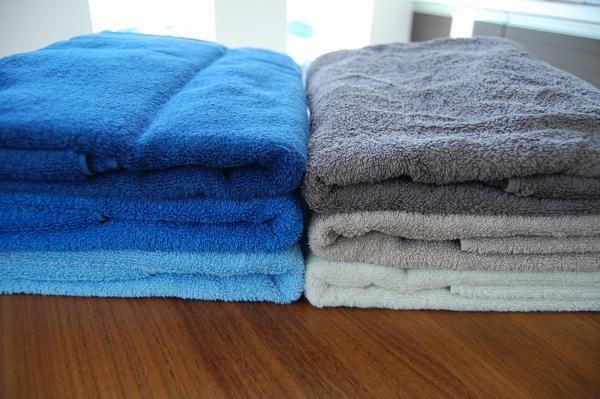 3度目リピのバスタオル やっぱり今治タオルがおすすめ