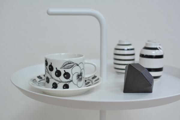 【北欧家具】HAY DLM サイドテーブル ホワイト