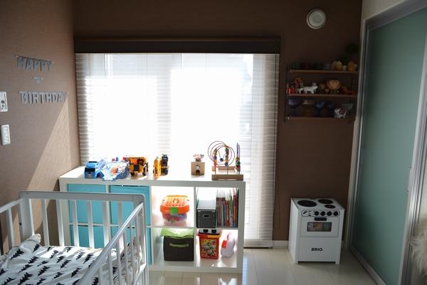 子供部屋の模様替え 3つの北欧雑貨をプラス