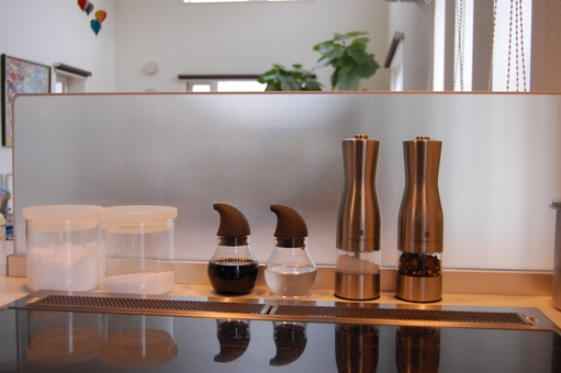 【MUJI】無印良品 丸型保存容器でキッチンすっきり