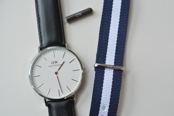ダニエルウェリントン腕時計の魅力とベルト交換方法のコツ