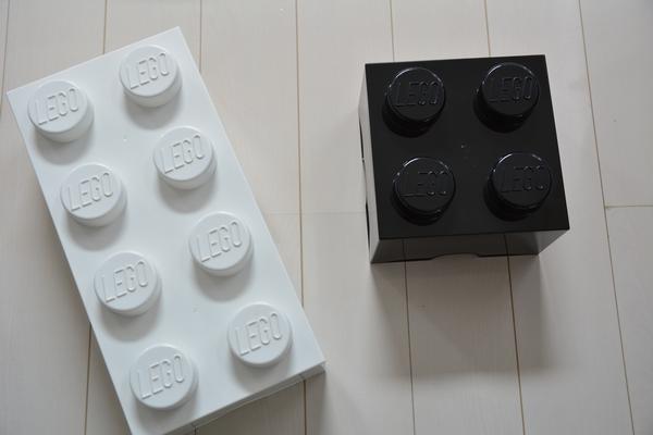 【おもちゃ】レゴブロックを収納できるレゴ ストレージブリック ボックス