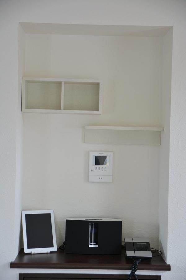 無印良品 壁に付けられる家具 付け替え