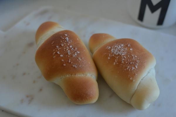 塩パン 手作り
