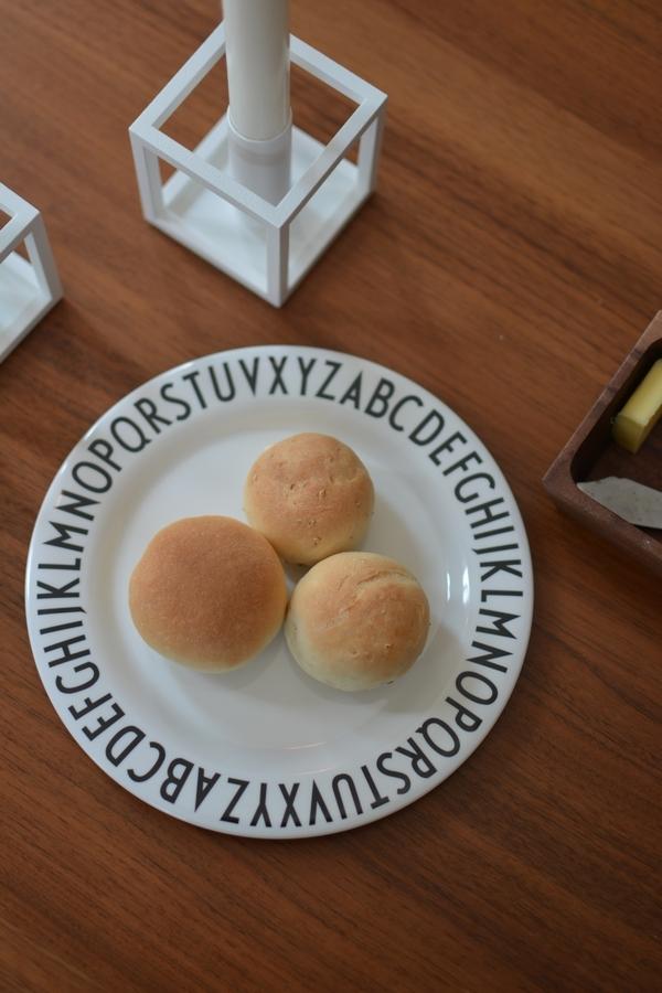 丸パン 手作り