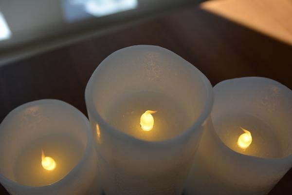 シリウス LEDキャンドルライト ライト部分