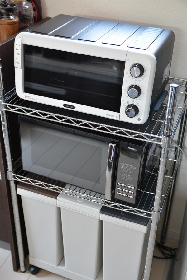 デロンギコンベクションオーブンの置き場所