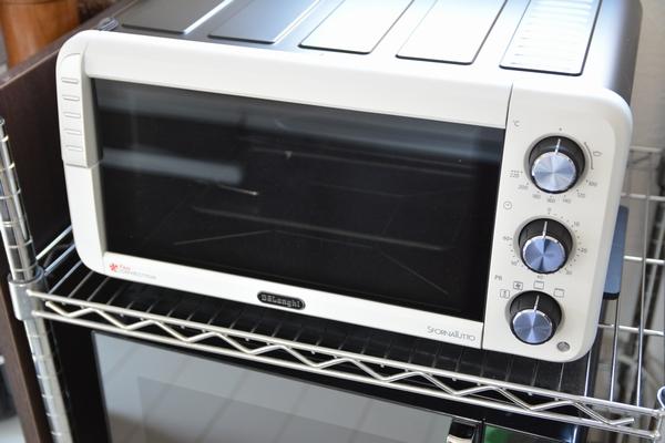 念願のデロンギコンベクションオーブン