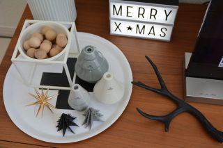 【クリスマス】2016年 リビングのインテリア ディスプレイ編