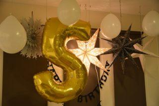 【イベント】息子5歳の誕生日は散々な目に…と誕生日デコとプレゼント