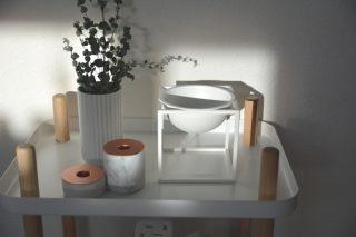 【北欧家具】憧れの大物ノーマンコペンハーゲン ブロックテーブルは思っていた通り素敵だった♪