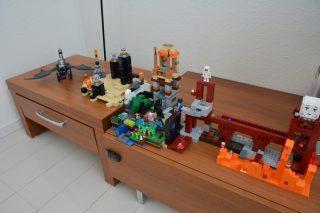 【おもちゃ】マイクラレゴならゲームができない子供でも簡単に遊べる!